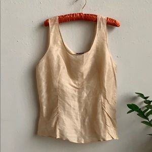 🦋 Vintage 90's Giorgio Armani Silk Blouse